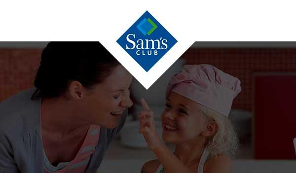 Seja sócio Sam'sClub!